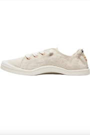 Roxy Slip-On Canvas Shoes - Side cropped
