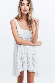 Free People Slip Voile Trapeze Tunic - Product Mini Image