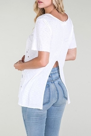 American Able  Slit Back Tee - Product Mini Image