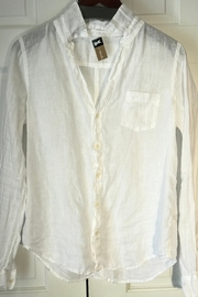 CP Shades Sloane Shirt White - Front full body