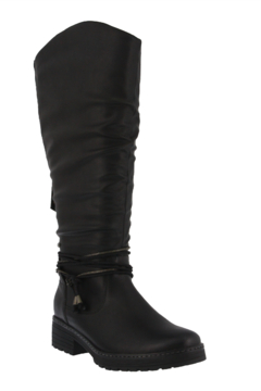 Spring Footwear Slouchy High Boot - Product List Image