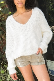POL Slouchy Knit Sweater - Product Mini Image