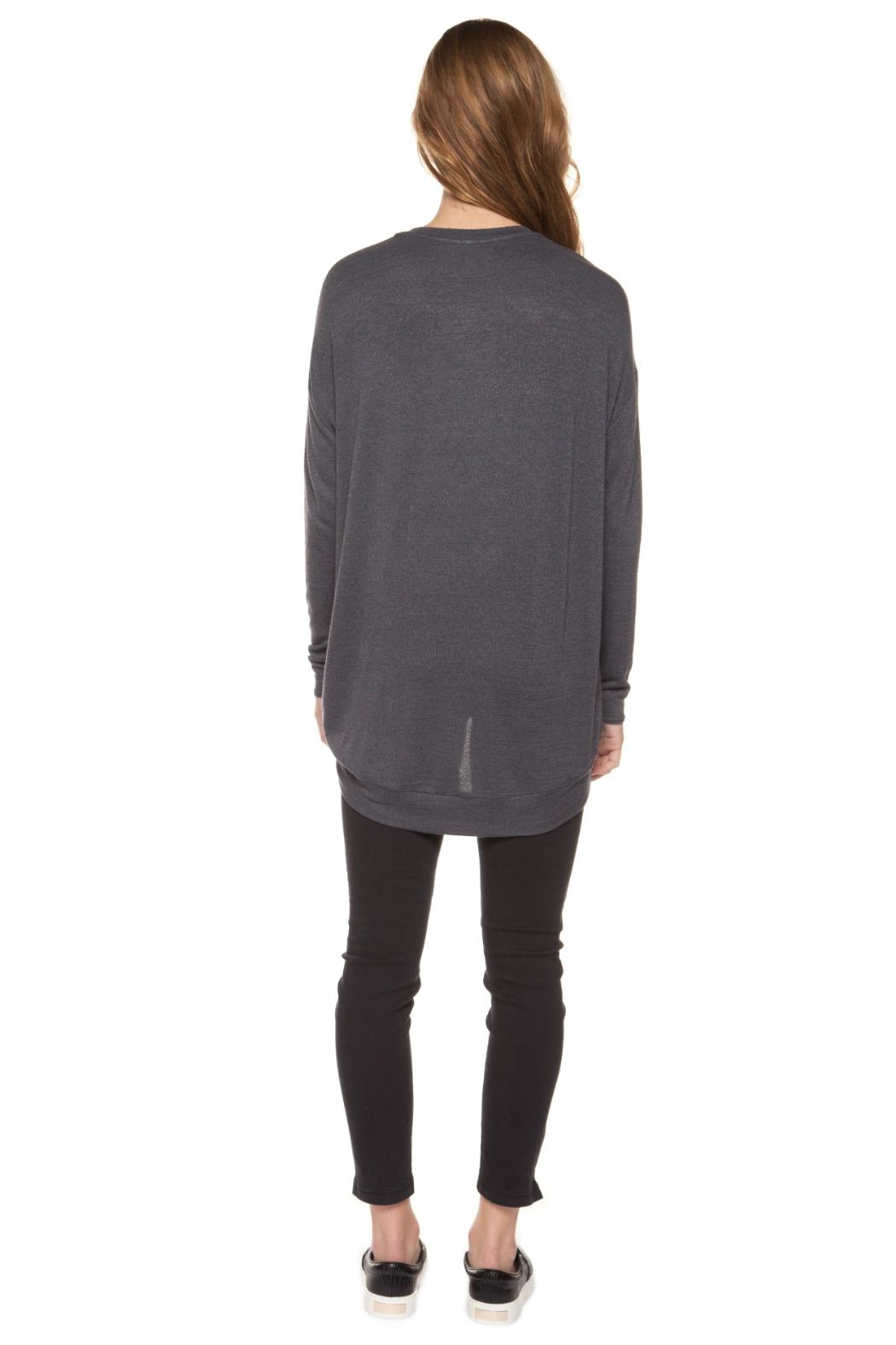 Dex Slouchy Sweater - Front Full Image