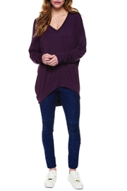 Dex Slouchy Sweater - Front full body