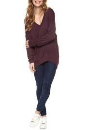 Dex Slouchy Sweater - Product Mini Image