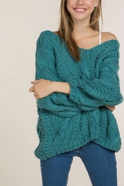 POL Slouchy Sweater - Product Mini Image