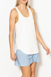 Dylan by True Grit Slub Tank Top - Product Mini Image