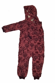 Smafolk Reversible Suit Landscape Bear - Product Mini Image