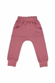 Smafolk Solid Color Pants - Product Mini Image
