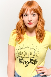 Smak Parlour Babe Brigade Tee - Product Mini Image