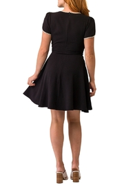 Smak Parlour Classic Wrap Fit&Flare - Front full body