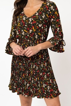 Smak Parlour Lead-Like-A-Girl Floral Dress - Alternate List Image