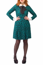 Smak Parlour Long-Sleeve Telephone Dress - Product Mini Image