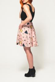 Smak Parlour Paperdoll Skater Dress - Front full body