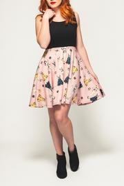 Smak Parlour Paperdoll Skater Dress - Side cropped