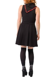 Smak Parlour Ruffled Plaid Fit&Flare - Front full body