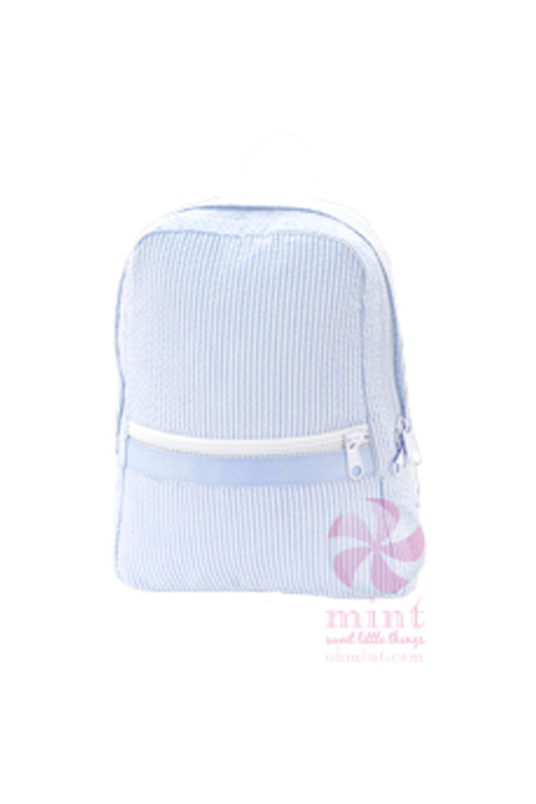 oh mint Small Backpack - Front Cropped Image