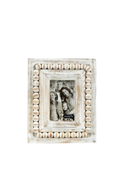 Mud Pie Small Beaded Frames - Product Mini Image