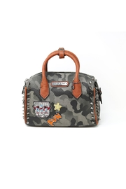 Nicole Lee Small Boston Bag - Product Mini Image