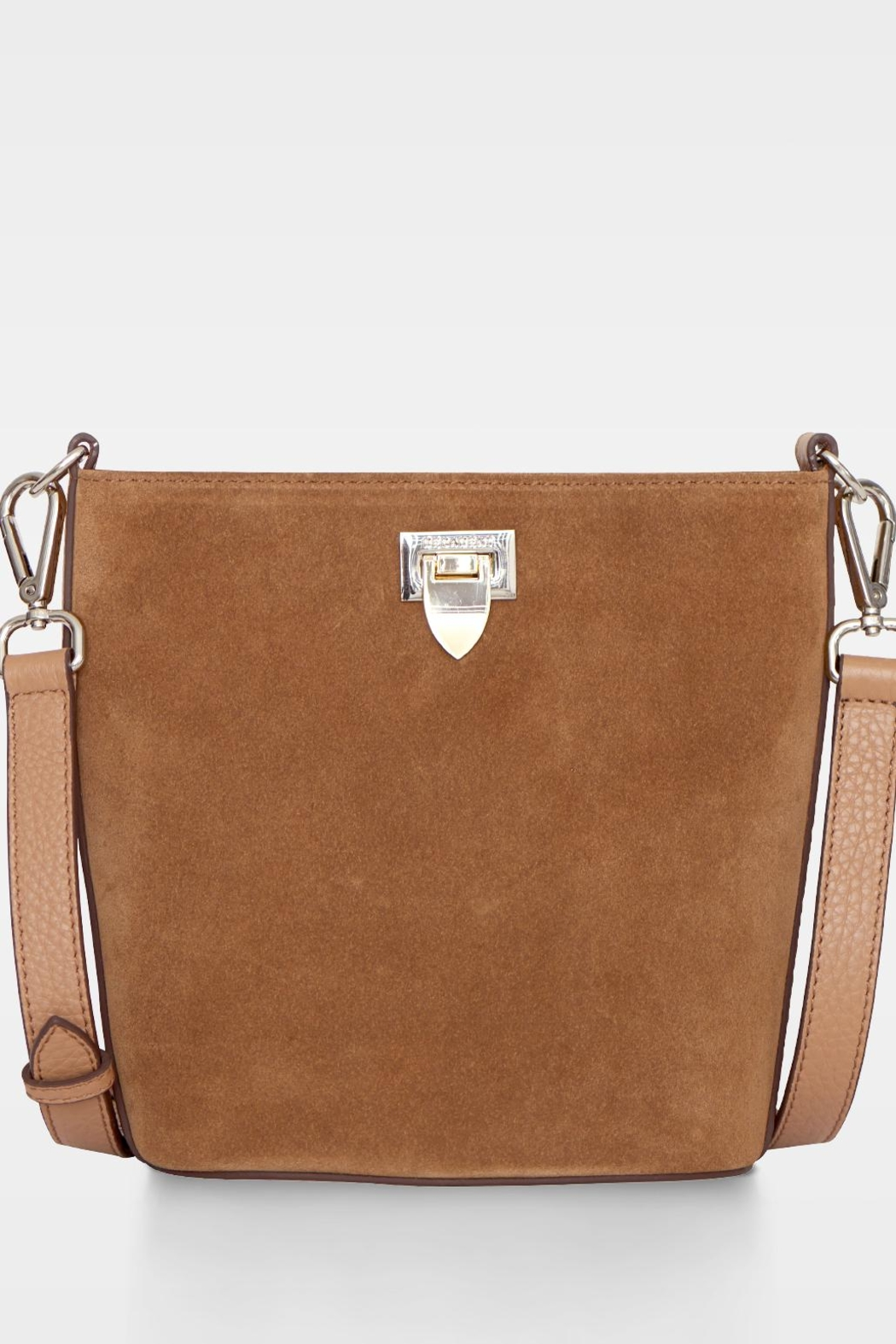 Decadent Copenhagen Small Bucket Bag - Front Cropped Image