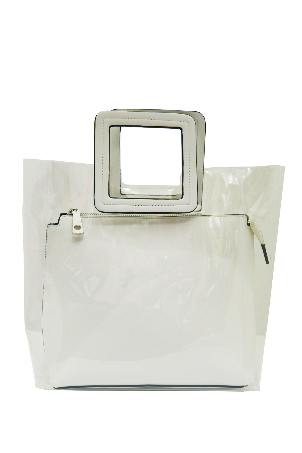 INZI Small Clear Tote - Main Image