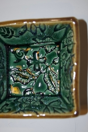Iris Grundler Pottery Small condiment Dish - Front cropped