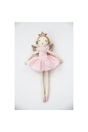 Miss Rose Sister Violet Small Fairy Princess Doll - Front cropped