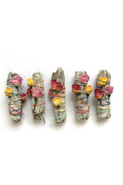 Catherine Rising small floral smudge stick - Product Mini Image