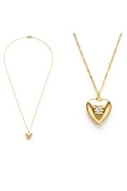 Amano Trading SMALL HEART LOCKET - Product Mini Image