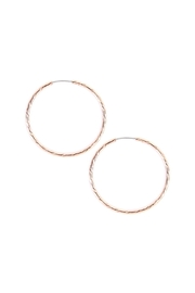 Riah Fashion Small Hoop Earrings - Product Mini Image