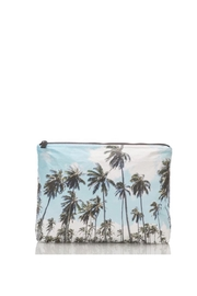 Aloha Collection Small Kapa'a Samudra x ALOHA Pouch - Product Mini Image