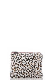 Aloha Collection Small Leopard Cub Pouch - Front cropped
