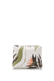 Aloha Collection Small Painted Birds Pouch - Product Mini Image