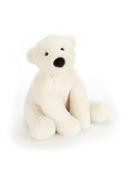 Jellycat Small Perry Polar Bear - Product List Image