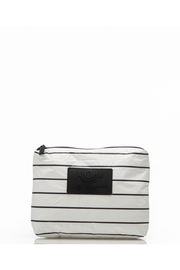 Aloha Collection Small Pinstripe Pouch - Front cropped