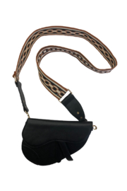 INZI Small Saddle Belt Bag - Product Mini Image