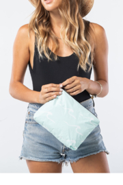 Aloha Collection Small Seaside Pouch - Side cropped