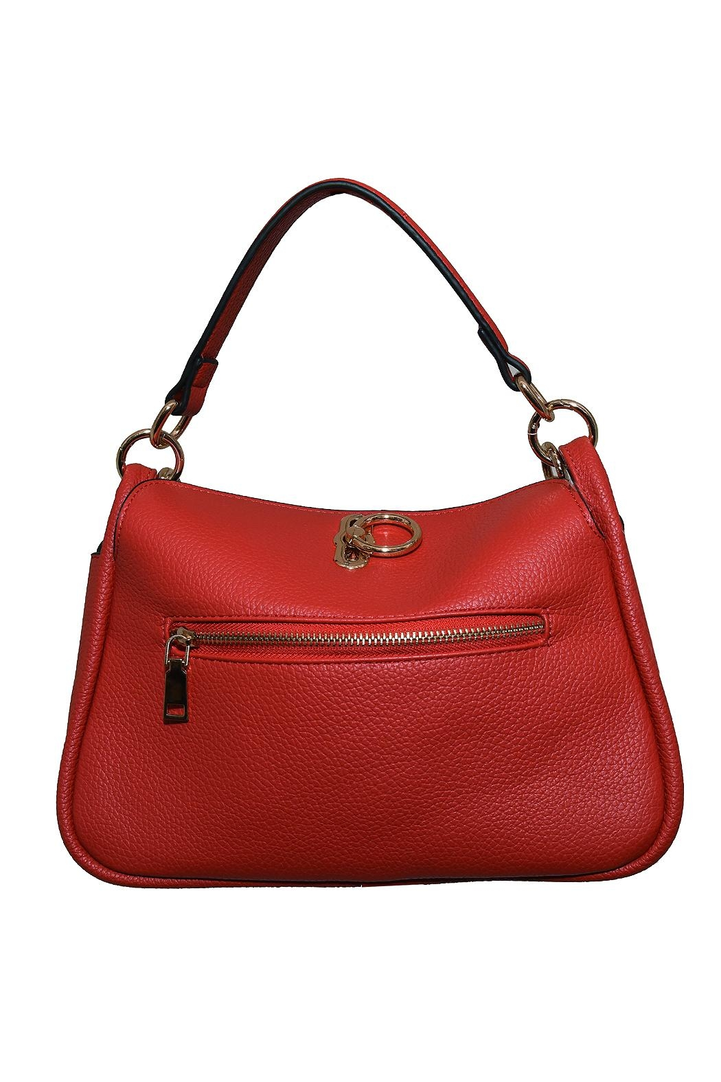 INZI Small Shoulder Bag - Side Cropped Image
