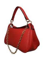INZI Small Shoulder Bag - Front full body