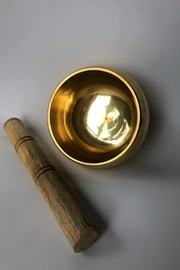 V-Rock Shop Small Singing Bowl - Front cropped