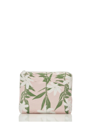 Aloha Collection Small Tiare Ti Pouch - Front cropped