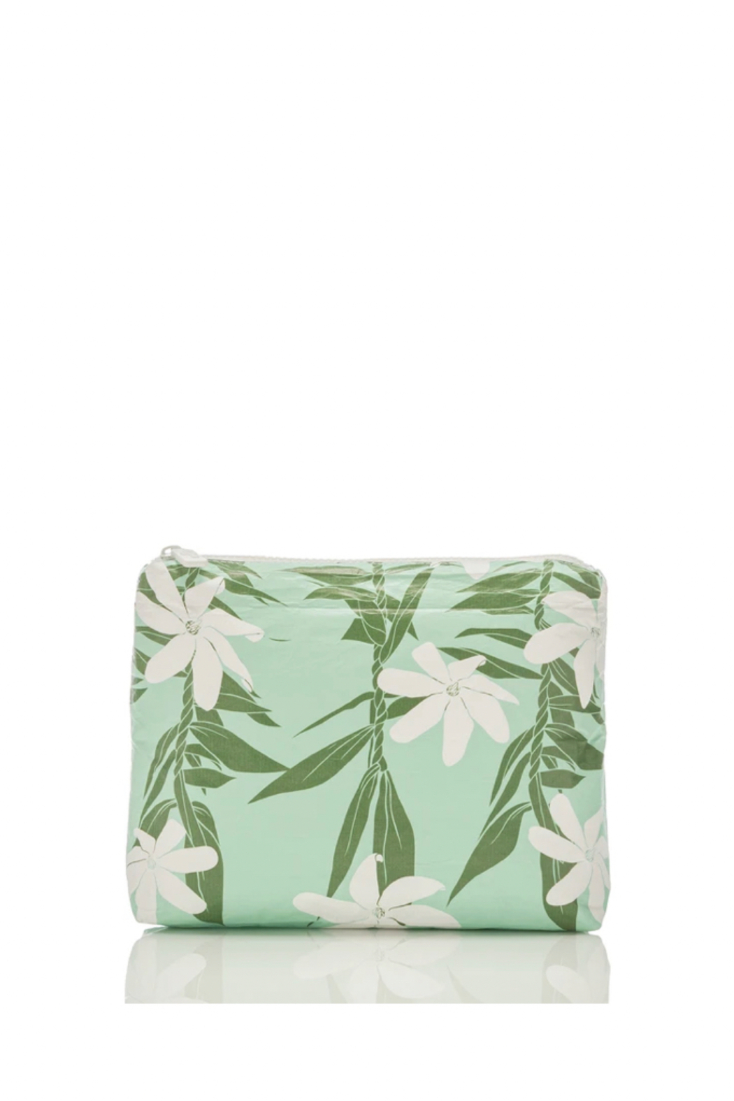Aloha Collection Small Tiare Ti Pouch - Front Cropped Image