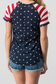 Trend:notes Small-Town Usa Tee - Front full body
