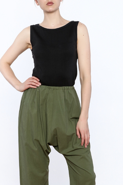 Small trades A Perfect Black Tank - Product List Image