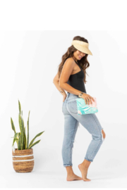 Aloha Collection Small Tropics Pouch - Side cropped