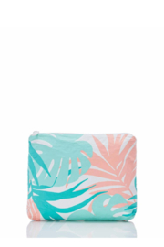 Aloha Collection Small Tropics Pouch - Front cropped