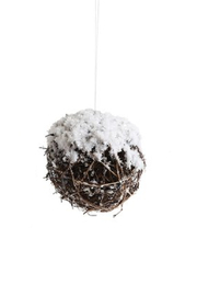 The Birch Tree Small Twig Snowball - Product Mini Image