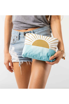Aloha Collection Small Westside Pouch - Alternate List Image