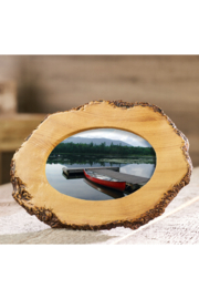 Giftcraft Inc.  Small Wood-Look Frame - Product Mini Image