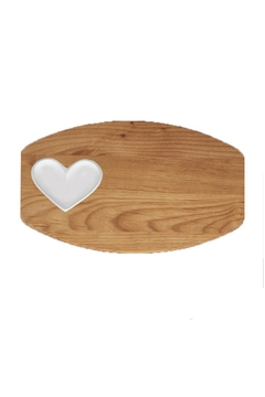 Inspired Generations Small-Wooden Love Board - Alternate List Image